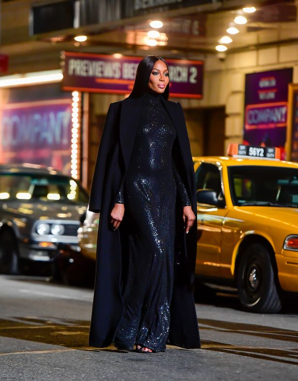 Naomi Campbell surprised her fans with her unexpected news