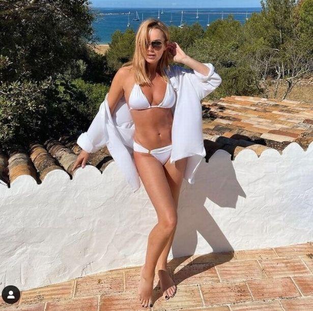 Amanda Holden 70