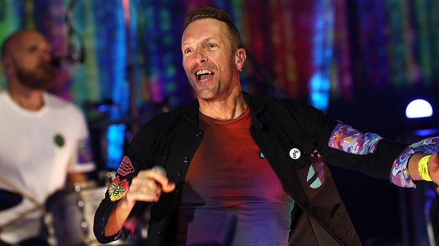 Coldplay are releasing their 9th studio album, Music of the Spheres, on Friday October 15th
