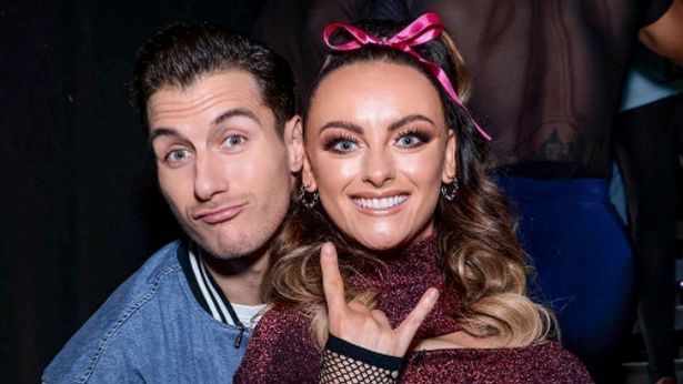 Katie McGlynn and Gorka Marquez are hoping they will smash Movie week on Saturday to climb the Leaderboard