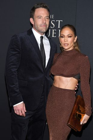 Ben Affleck stars in The Last Duel and was accompanied to the movie's premiere by J.Lo
