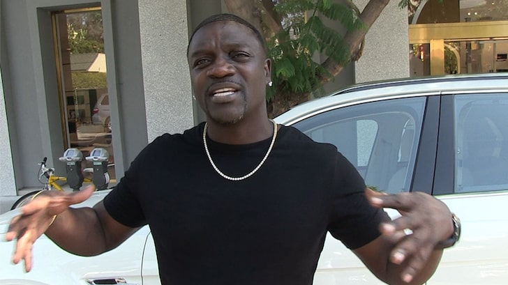 Akon Doesn't Regret Saying Rich and Famous Have it Tougher Than Poor Folks
