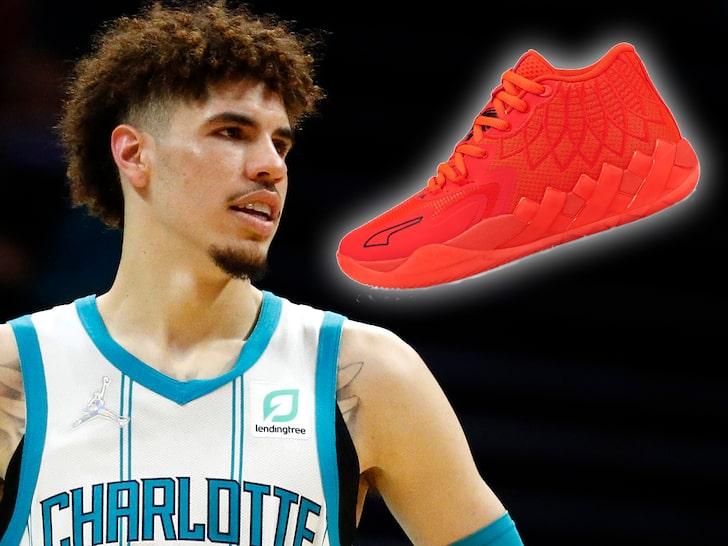 LaVar Ball Drops $900 Shoe On Same Day LaMelo Reveals New Puma Sneaker