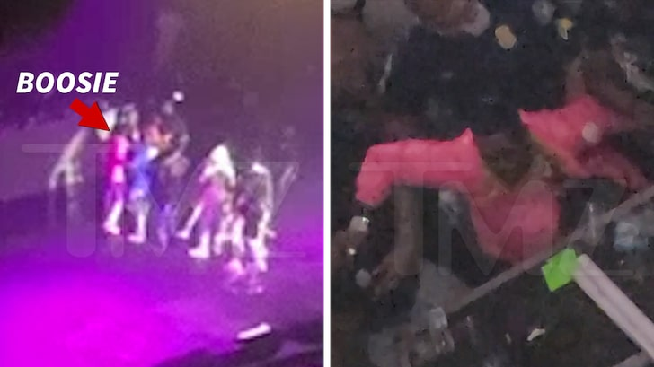 Boosie Badazz Arrested for Fight at Atlanta Concert