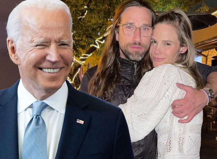 President Biden Attending His Nephew's Wedding To 'RHOC' Star Meghan King