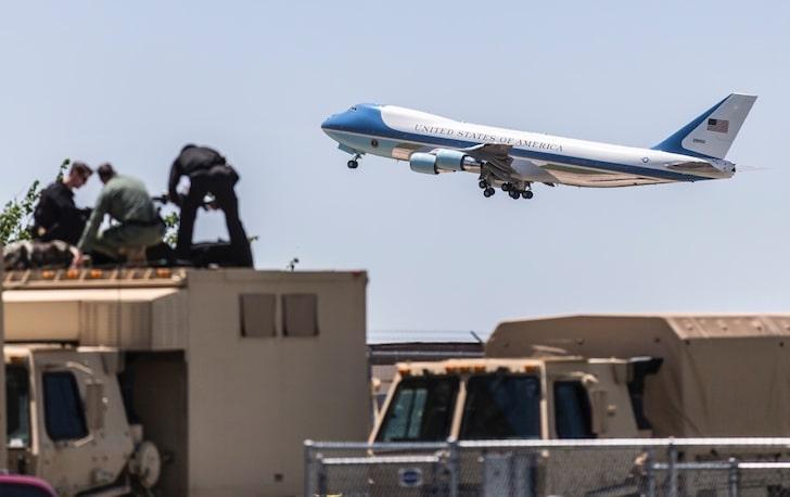 Air Force One Photos