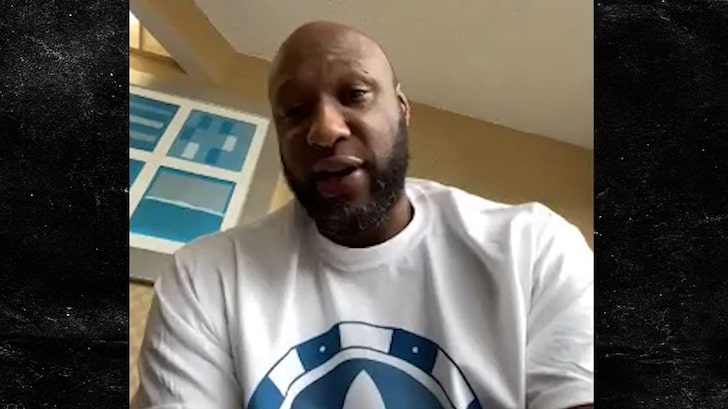 Lamar Odom Buys Into Celebrity Boxing Before 2nd Fight, I'm Part Owner!