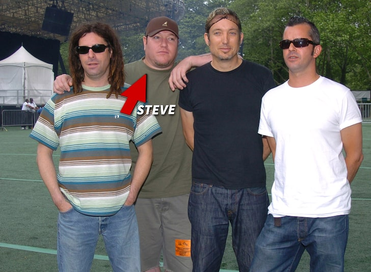 Smash Mouth Singer Steve Harwell on Hiatus Due to Heart Issues