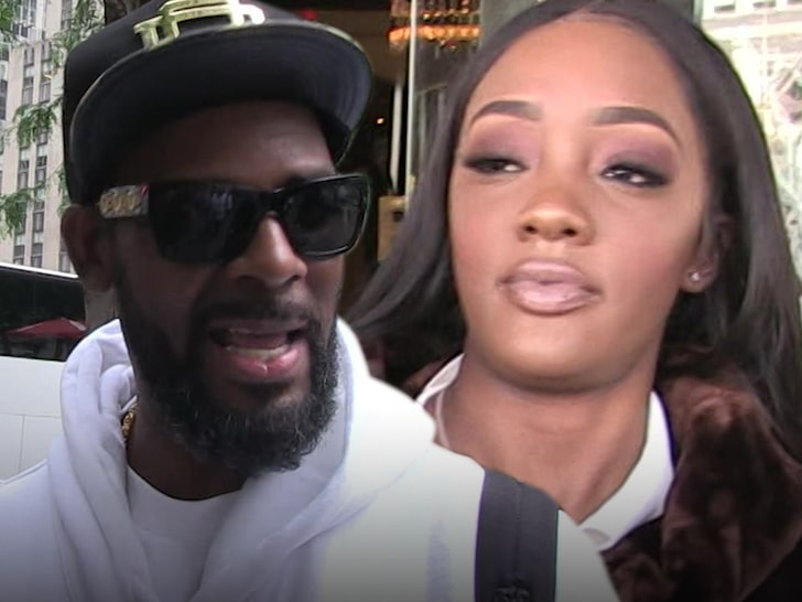 R. Kelly Victim Says He Wasn't 'Railroaded,' Threatened Her for Speaking Out