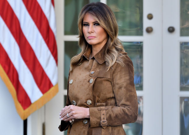 Melania Trump Allegedly Called 'Rapunzel' By Secret Service After Rarely Leaving White House