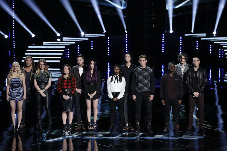 Who Went Home On The Voice 2014 Last Night? Top 12 Results