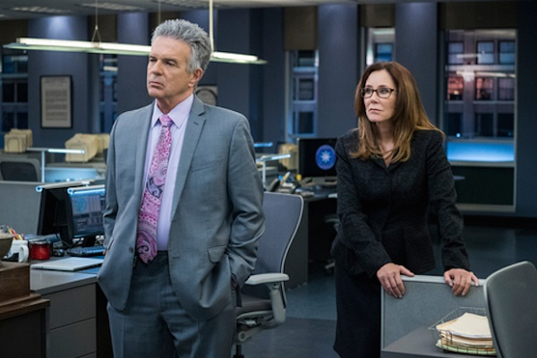 Major Crimes - Four of a Kind