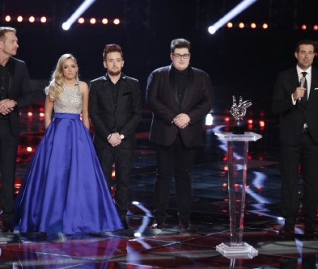 The Voice 2015 Spoilers Voice Finale Results