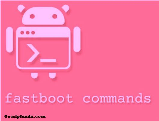 fastboot commands list