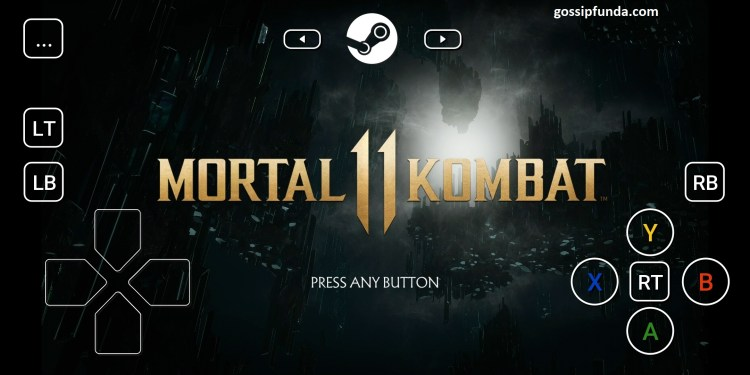 How to play PC games on Android? Playing Mortal Kombat 11