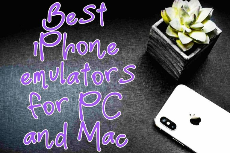 Best iPhone emulator for PC and MAC