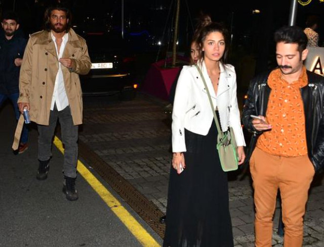 Can Yaman is getting close with the family of Demet Ozdemir Details
