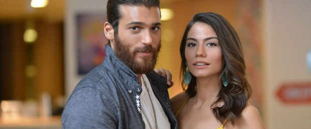 "Can Yaman declares: ""I am very fortunate that I and Demet"