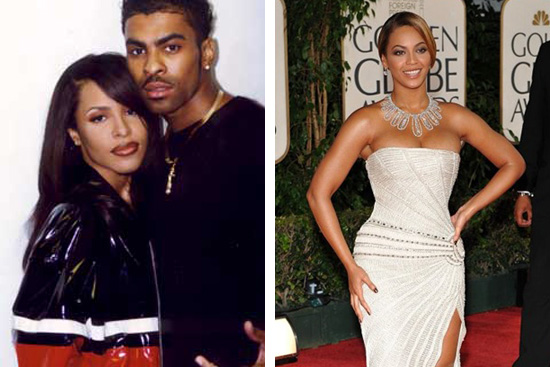 Ginuwine quotIf Aaliyah were still here she and Beyonce