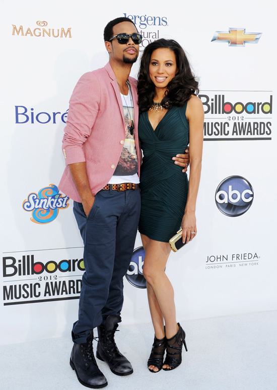 Jurnee Smollett and Josiah Bell