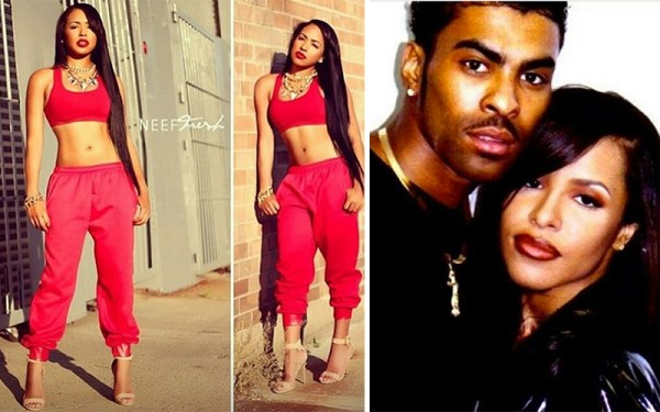 Ginuwine Accidentally Mistakes B Simone for His Late