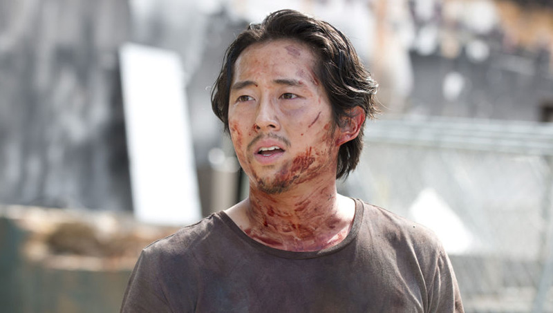 Image result for glenn rhee badass