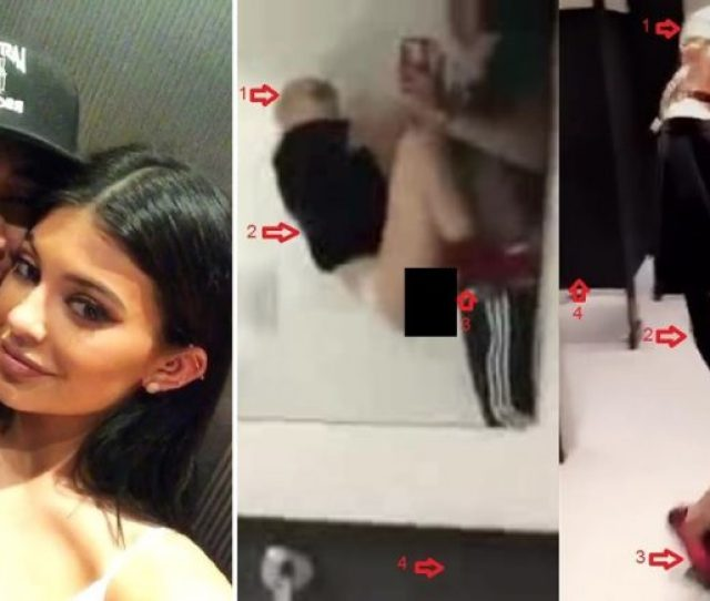 Sorry A Kylie Jenner Tyga Sex Tape Did Not Leak Sources Deny Kylie Is Woman In Viral Nsfw Video