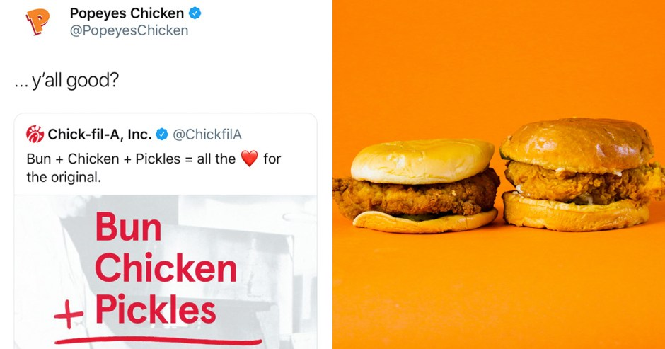 Image result for popeyes y'all good