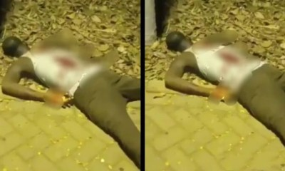 Legon student murdered on campus 5