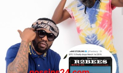 R2Bees Announce Official Release Date For 'SITE 15' Album, R2Bees - Site 15 album