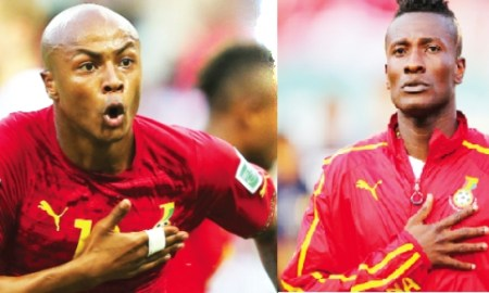 Black Stars Change Formation To Suit Dede Ayew, final 23-man squad for AFCON 2019, Dede Ayew Sends Message To Black Stars