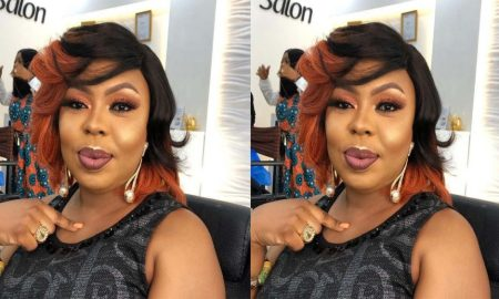 Afia Schwar, Afia Schwarzenegger Swears To Take Kumasi High School To Court