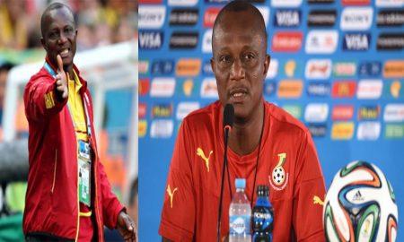 Coach Kwesi Appiah, GFA sacks Kwesi Appiah