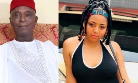 Actress Regina Daniels Was 'Caught' With Another Man