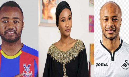 Dede Ayew & Jordan Ayew Praised By Junior Sister For Scoring 2 Goals Against Benin