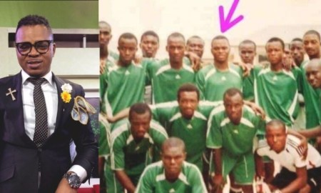 Bishop Obinim Wanted To Play For Ghana Black Stars