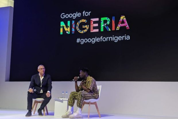 Google Hints On Supporting 10 Emerging Artistes Through Mr Eazi's Empawa Project