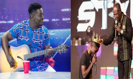 Kumi Guitar and Kuami Eugene