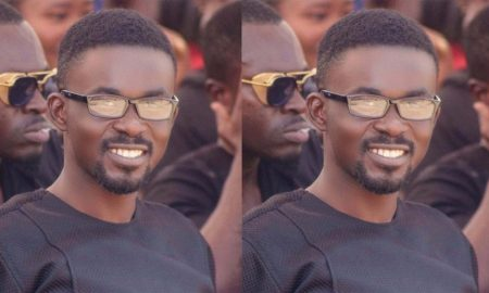 First Video Of Nam1 After Court Granted Him Bail, Menzgold CEO, NAM1, Nana Appiah Mensah