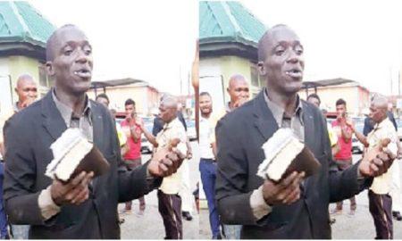 Evangelist Beaten For Stealing Phones