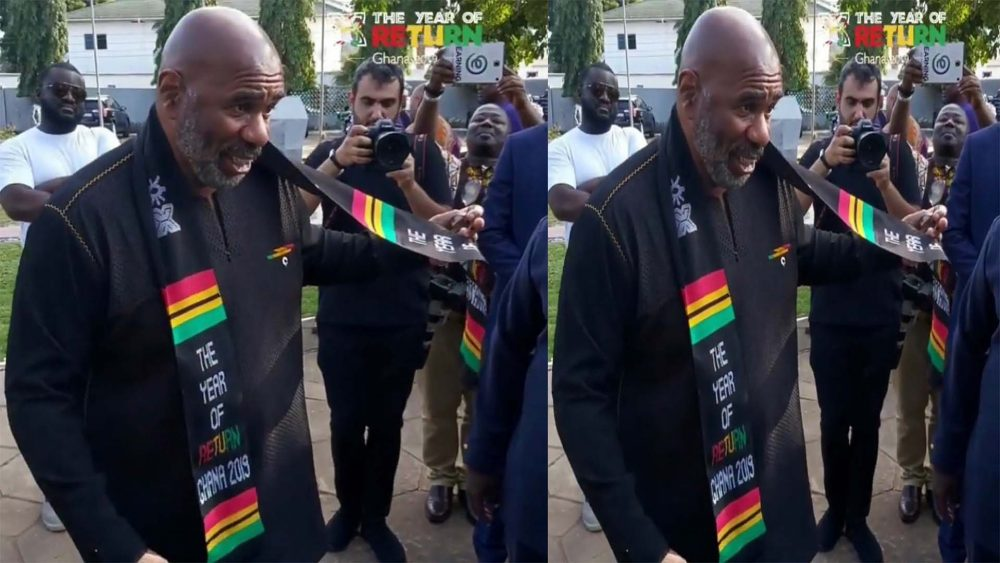 Image result for Steve Harvey in ghana