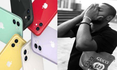 iPhone 11, AMG Chervy