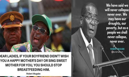 Funniest Robert Mugabe Quotes