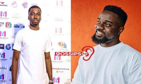 Jay Foley and Sarkodie
