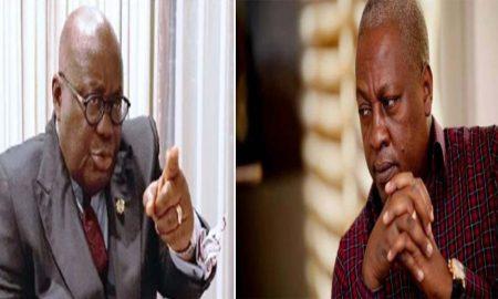 Nana Addo Gives John Mahama 'Yawa' At Kofi Annan Peace & Security Summit
