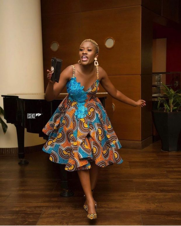 Fella Makafui Is A Disgrace, She Wore Ghc3 Kaba To Glitz Style Awards - Akuapem Poloo (video)