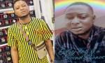 AMG Gang member, Ghanaian boy, Sakawa with one eye