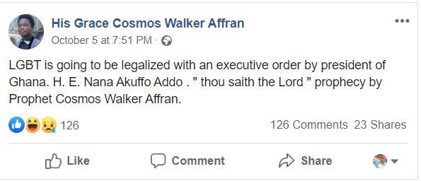 Prophet Cosmos Walker