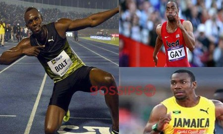 Meet 10 fastest men in 100m of all time