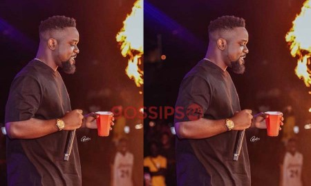 Watch Sarkodie 2019 Rapperholic Concert Live, Sarkodie, Sarkodie disses girls with bleached skins